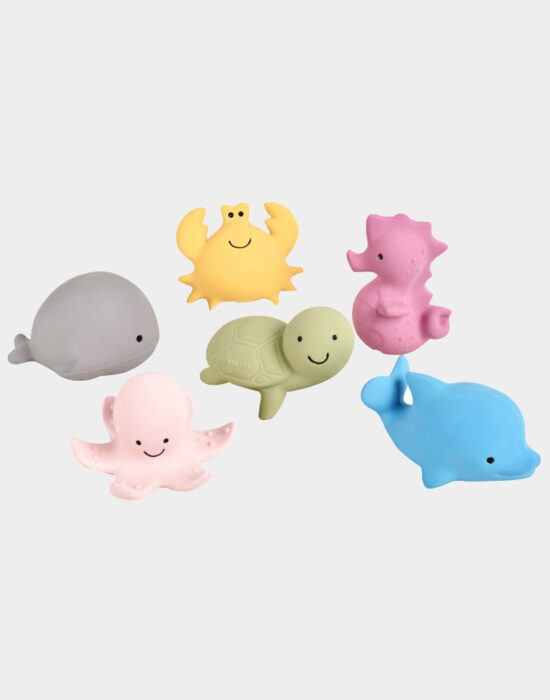 Tikiri toys: Badspeeltjes: Oceaan diertjes